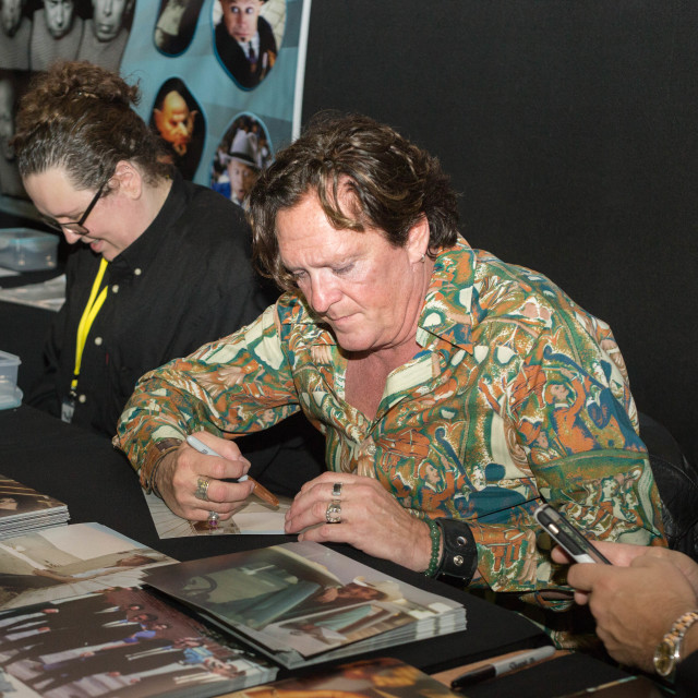 """Michael Madsen"" stock image"