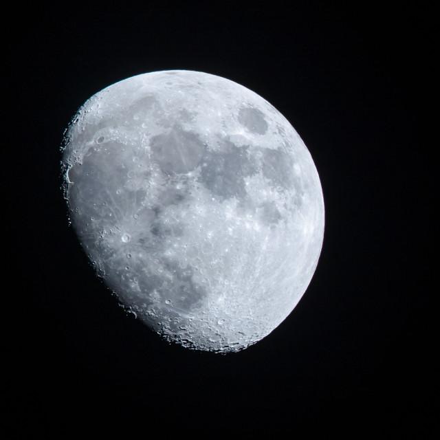 """moon shot"" stock image"