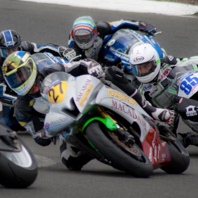 """Tight Racing"" stock image"