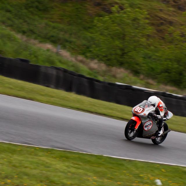 """Motorbike racing"" stock image"