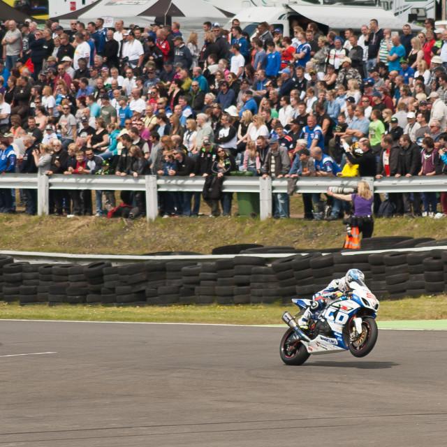 """""""British Superbike Championships"""" stock image"""