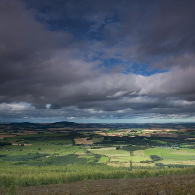 """Aberdeenshire"" stock image"