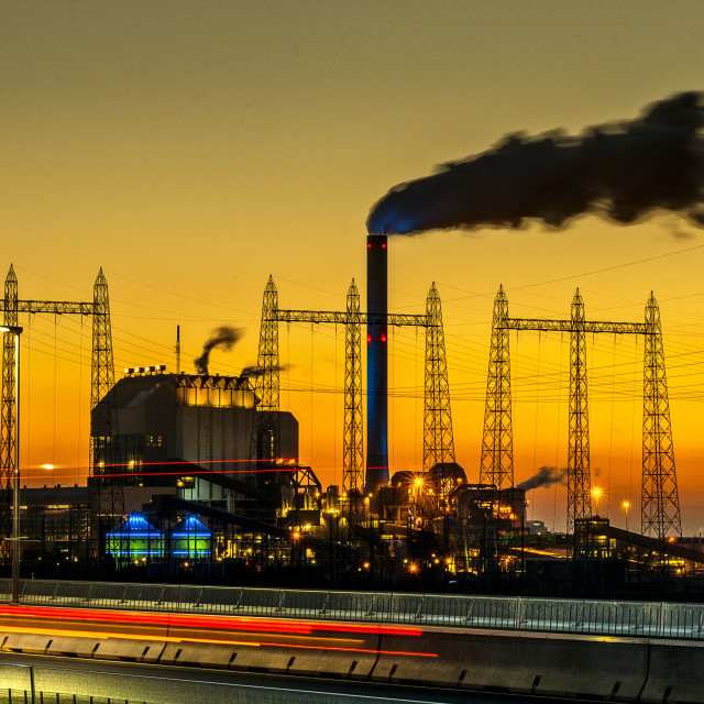 """power plant"" stock image"