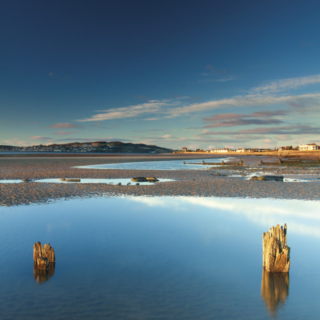"""""""Broughty Ferry"""" stock image"""