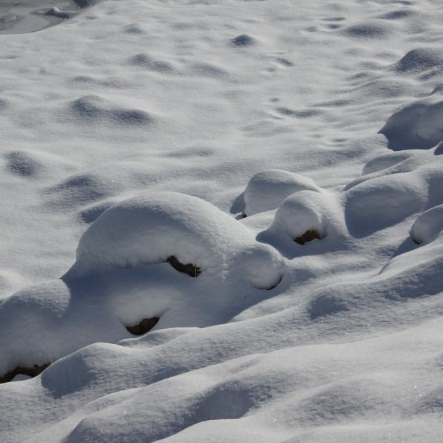"""Neve"" stock image"
