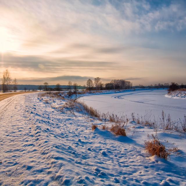 """Winter"" stock image"