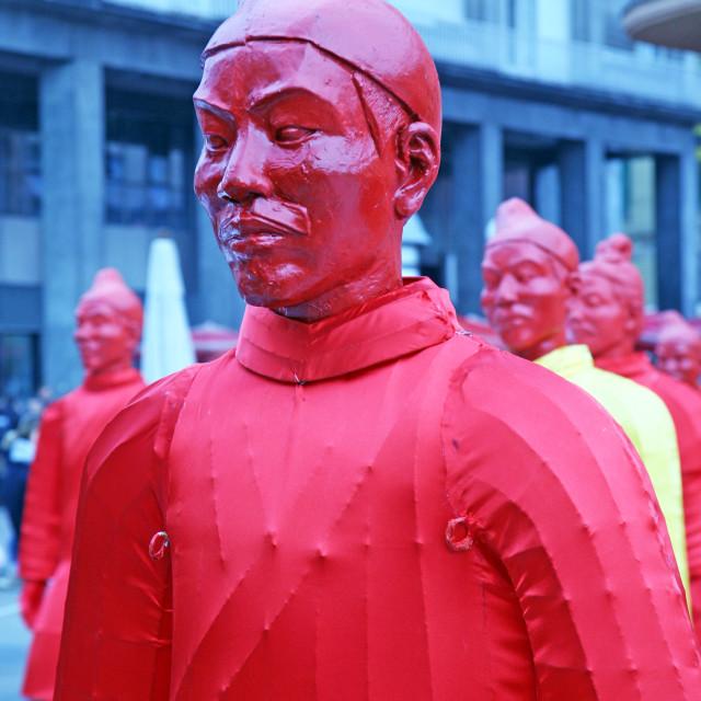 """Chinese new year 4713th, 7, Zagreb, Croatia"" stock image"