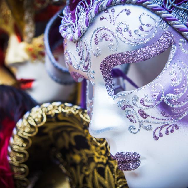 """""""Mask 2"""" stock image"""