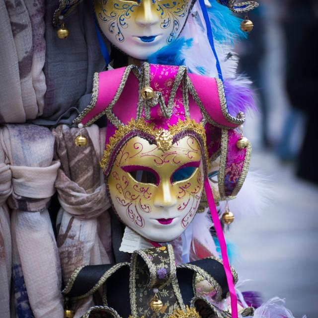 """""""Mask 5"""" stock image"""
