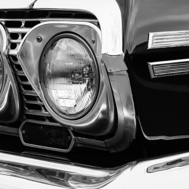 """Headlights"" stock image"