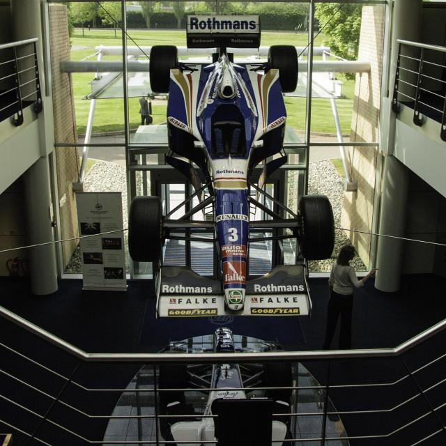 """Williams F1 (2010)"" stock image"