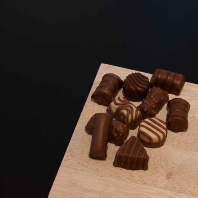 """chocolate"" stock image"