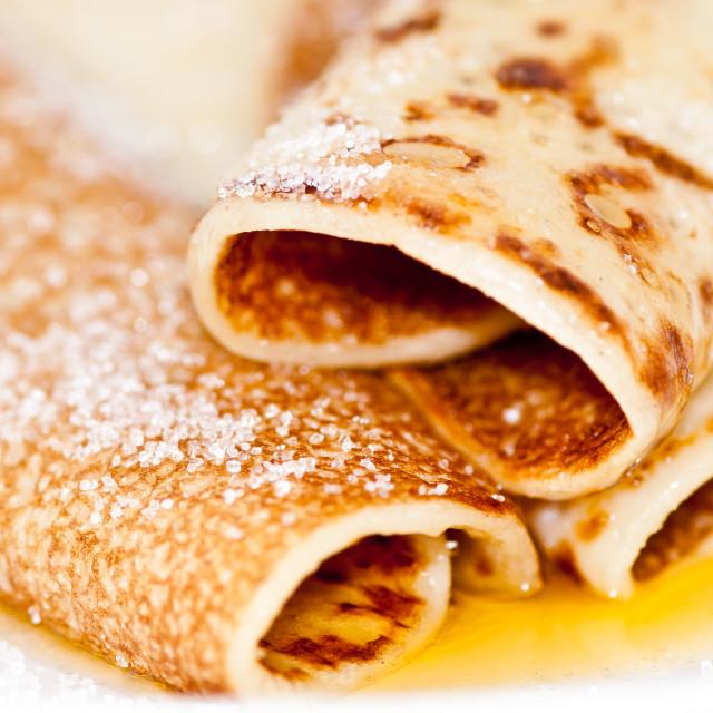 """Pancake Tuesday"" stock image"