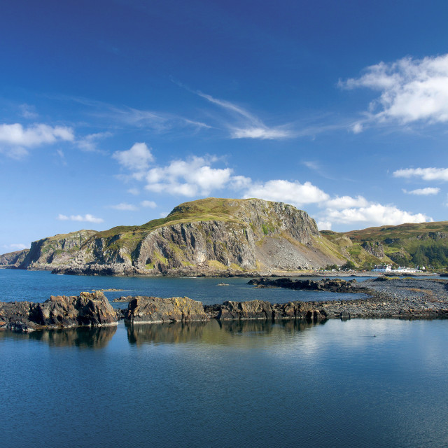"""""""Easdale"""" stock image"""