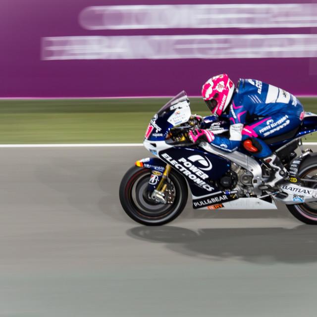 """Moto GP"" stock image"