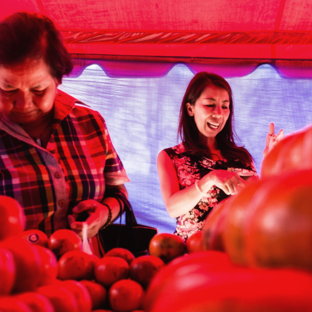 """market scene thailand"" stock image"