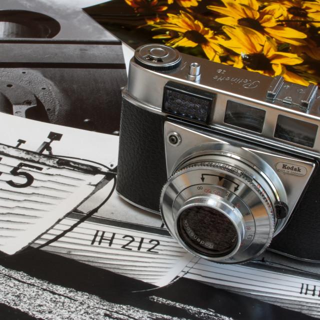 """""""Oldskool Camera"""" stock image"""