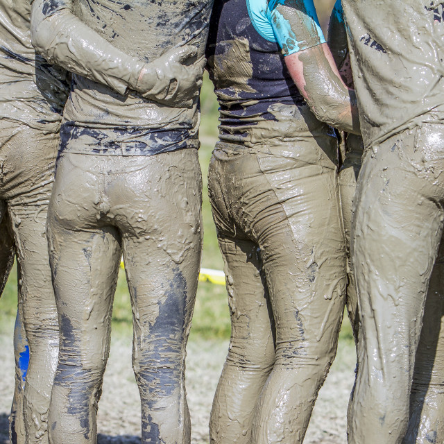 """Mud"" stock image"