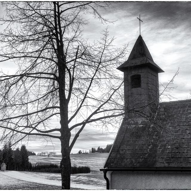 """Chapel"" stock image"