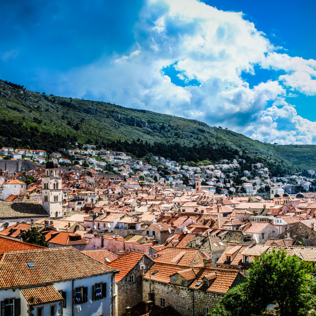 """Dubrovnik"" stock image"