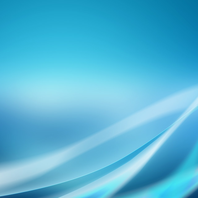 """""""Abstract blue background with soft curves"""" stock image"""