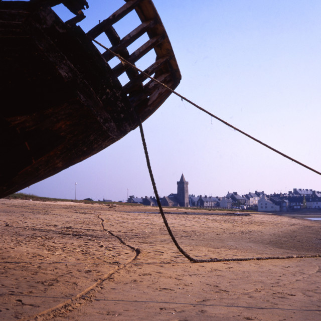 """""""Portbail - At Rest"""" stock image"""