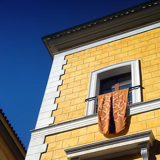 """Teruel Medieval"" stock image"