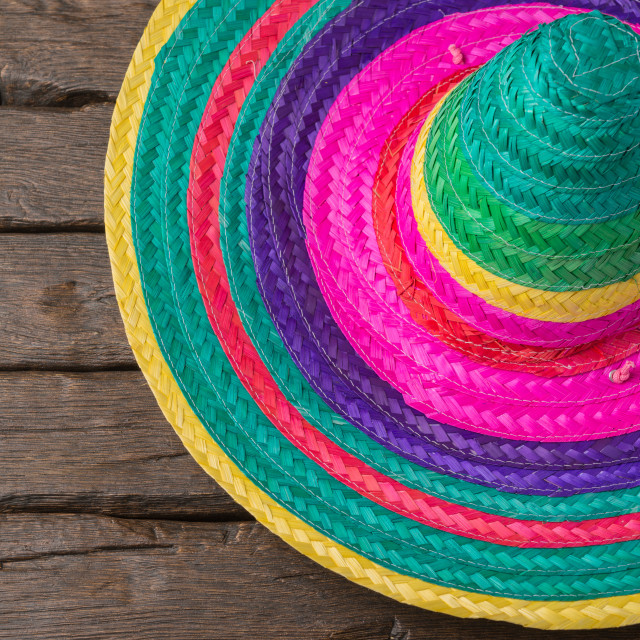 """Mexican background"" stock image"