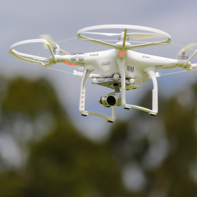 """""""My Drone"""" stock image"""