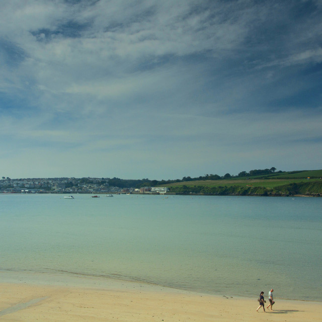"""""""Padstow"""" stock image"""