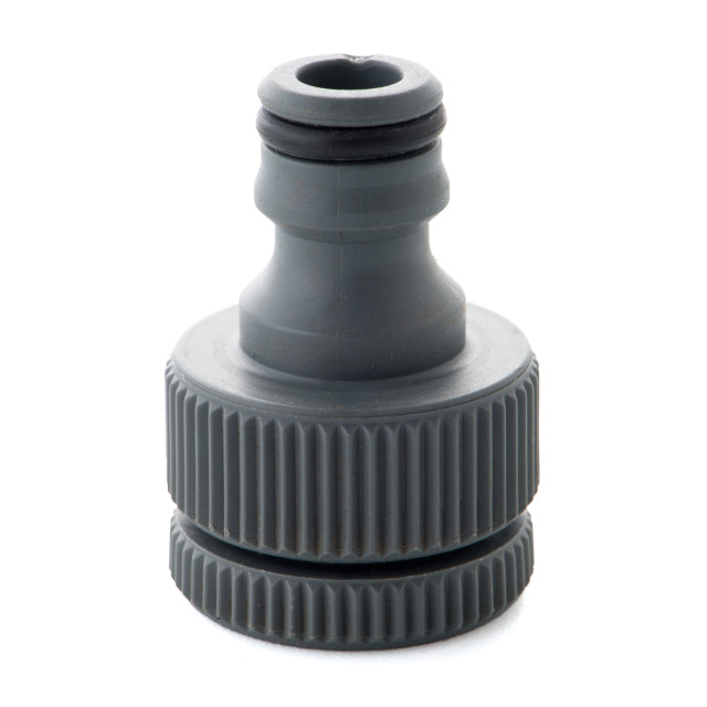 """Hose fitting adapter"" stock image"