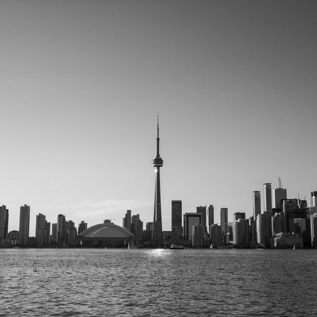"""Toronto, Canada"" stock image"