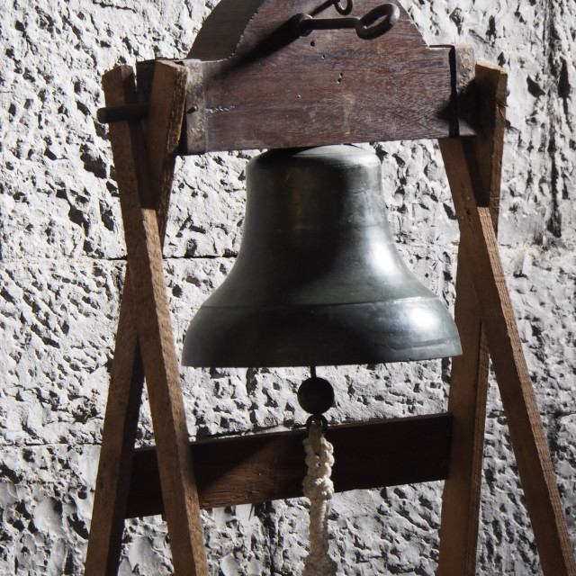 """La campana"" stock image"