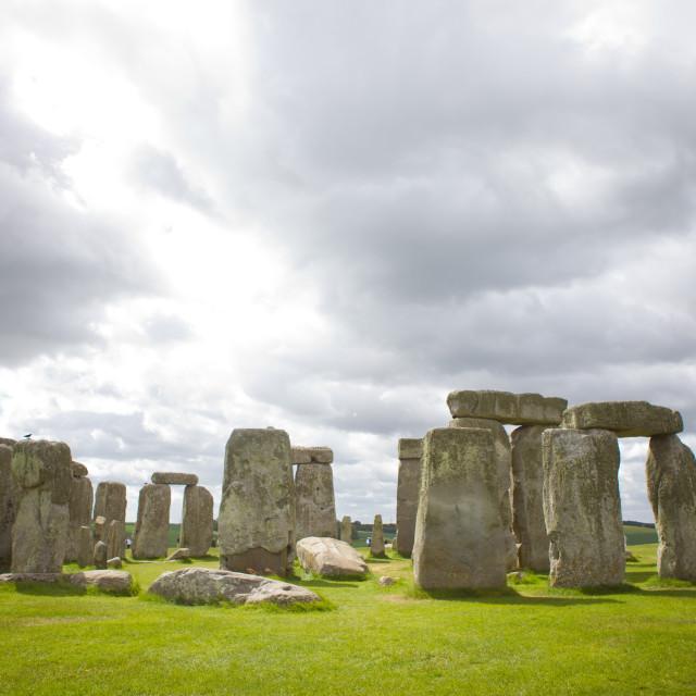 """""""Stonehenge"""" stock image"""