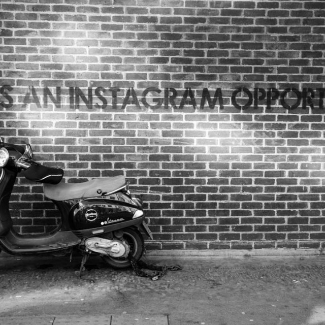 """Instagram Opportunity"" stock image"