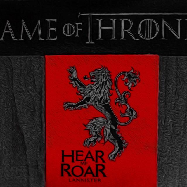 """""""Hear Me Roar"""" stock image"""
