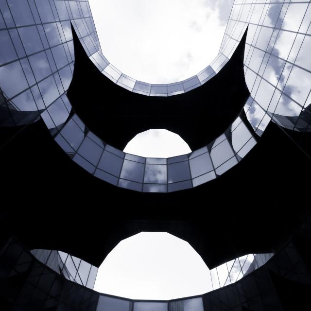 """Batman Building"" stock image"