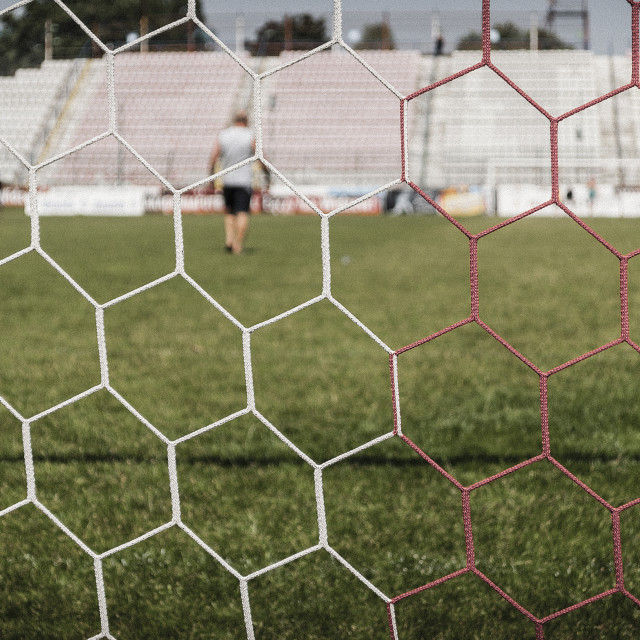 """""""white and red net"""" stock image"""