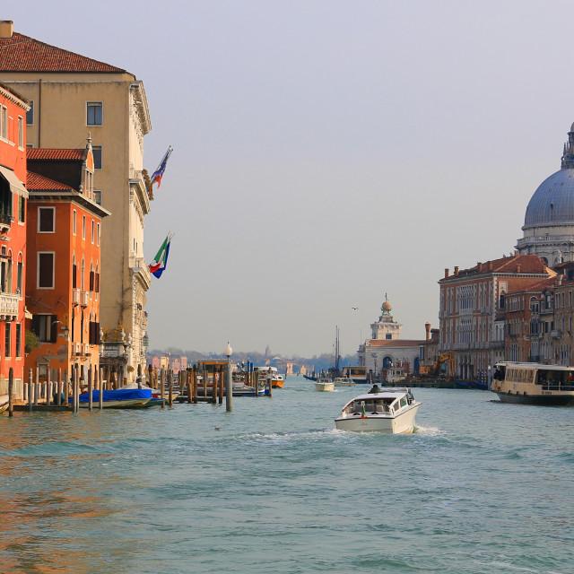 """Venecia"" stock image"