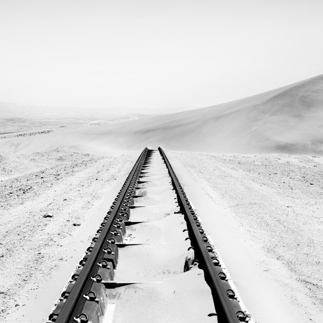 """Travelling Dunes 