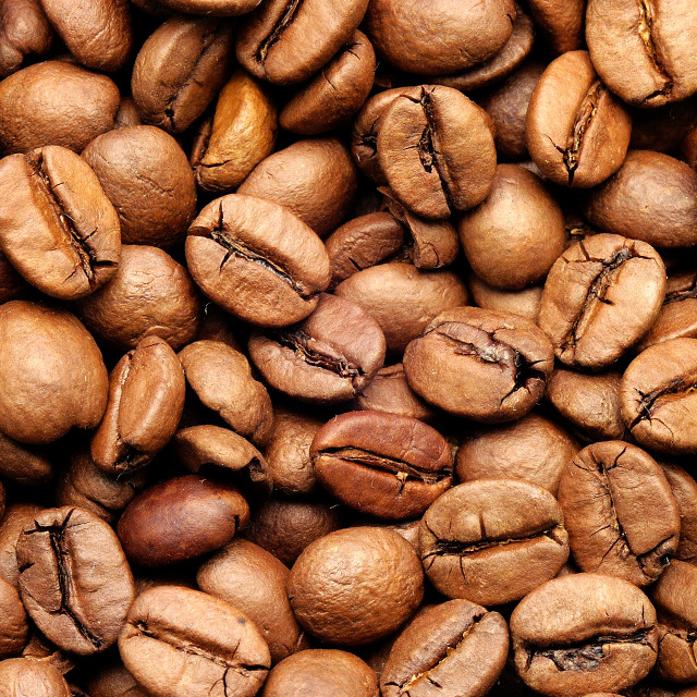 """Coffe beans"" stock image"