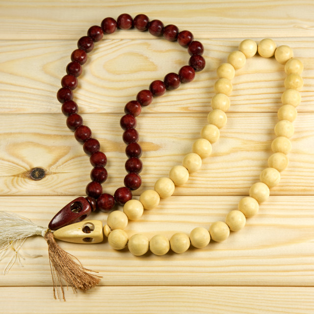 """Greek rosaries"" stock image"