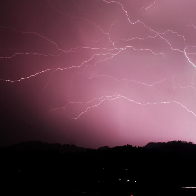 """""""Extreme Weather"""" stock image"""