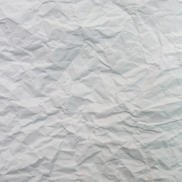 """""""crumpled paper sheet"""" stock image"""