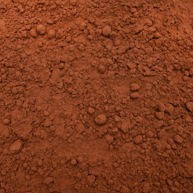 """cocoa powder texture"" stock image"