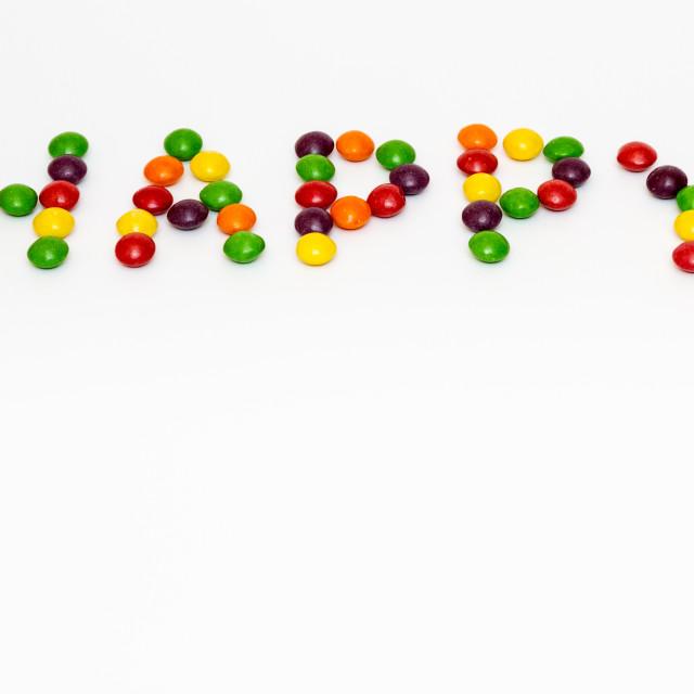 """""""Happy"""" stock image"""