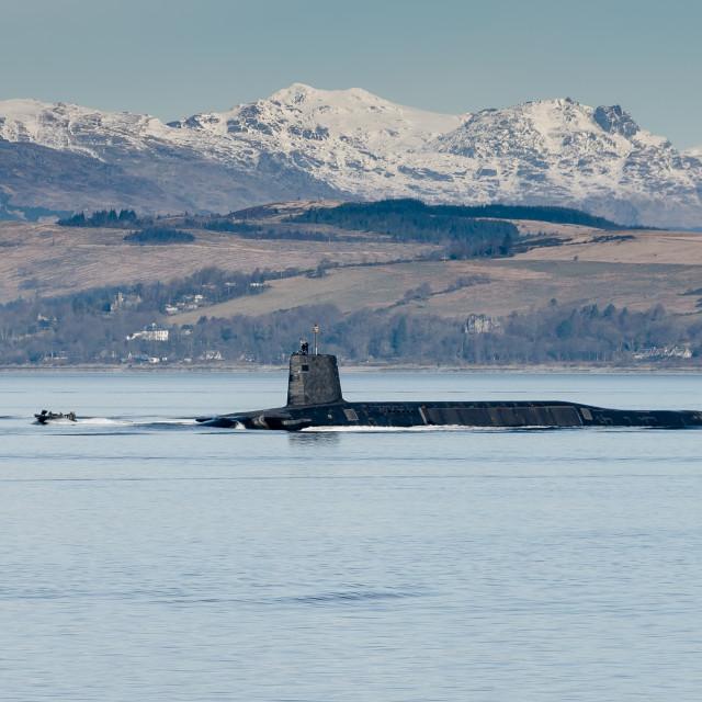 """HMS Artful"" stock image"