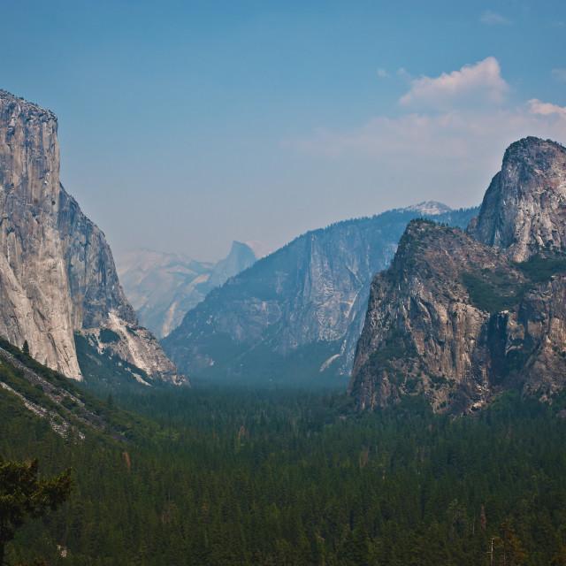 """Yosemite National Park"" stock image"