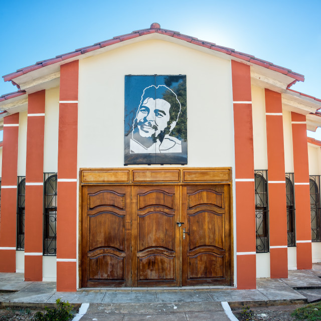 """Che Guevara Mausoleum"" stock image"