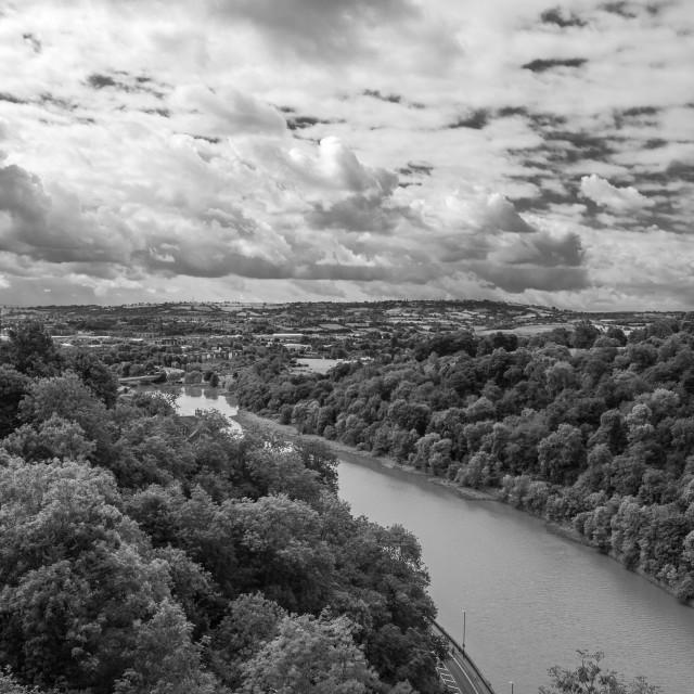 """River Avon"" stock image"
